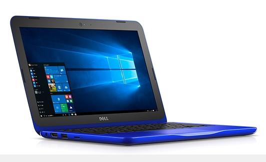 Dell Inspiron 3162 Biru Terbuka