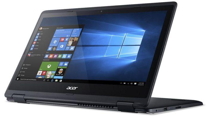 windows 10 on acer laptop