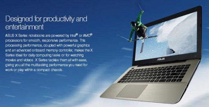 Asus X302LA Laptop Bagus Untuk Kerja dan Hiburan