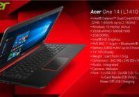 Acer L1410-C95N Spesifikasi