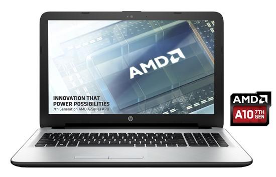 Harga HP 15-BA004AX Laptop Murah 6 Jutaan AMD A10 9600P +
