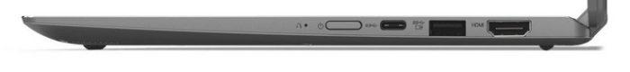 Lenovo Yoga 330 50ID Samping Kanan
